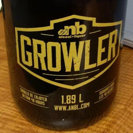 NB Liquor Winding Down Growler Sales Program