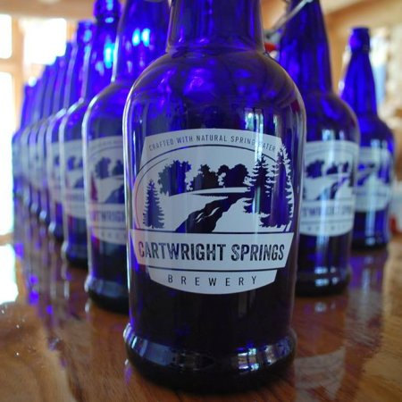 Cartwright Springs Brewery Launches Kickstarter Campaign to Fund Tasting Room