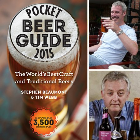 Bar Hop to Host Toronto Launch Event for Pocket Beer Guide 2015