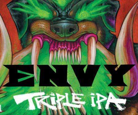 Scandal Brewing Launching Seven Deadly Sins Series with Envy Triple IPA