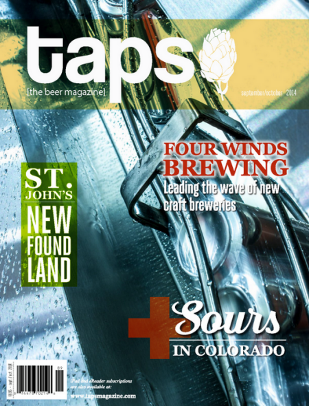 TAPS Magazine September/October 2014 Issue Now Available