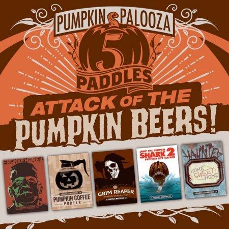 5paddles_pumpkinbeers2014