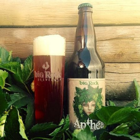 Big Rock Releases 2014 Edition of Anthea Wet Hop Ale