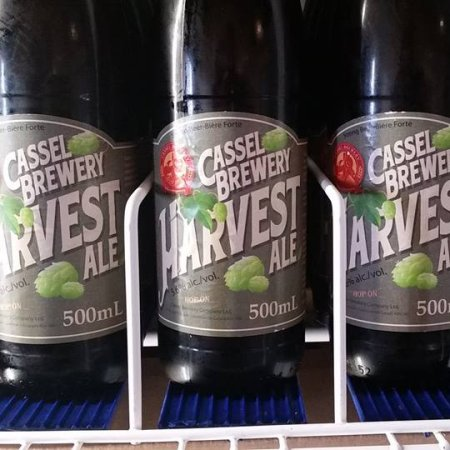 Cassel Brewery Releases Limited Edition Harvest Ale