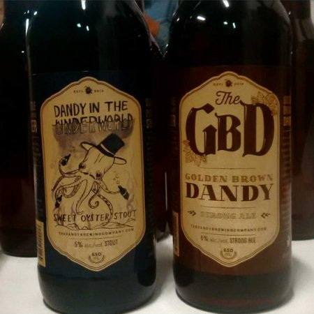 Dandy Brewing Company Now Open in Calgary