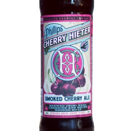 Phillips Cherry Hieter Smoked Cherry Ale Now Available