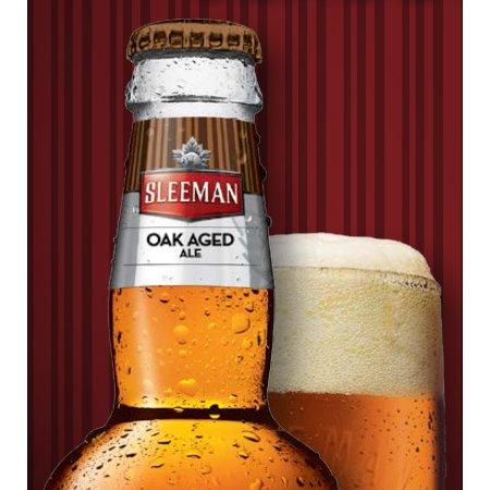 Sleeman Oak Aged Ale Debuts in New Sleeman Seasonal Selections Pack