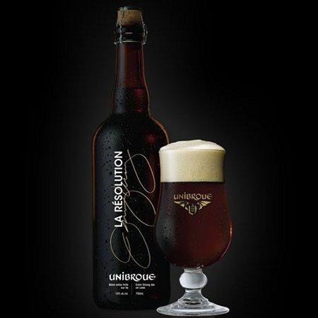 Unibroue La Résolution Released as New Seasonal Ale