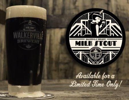 Walkerville Milk Stout Returning Today