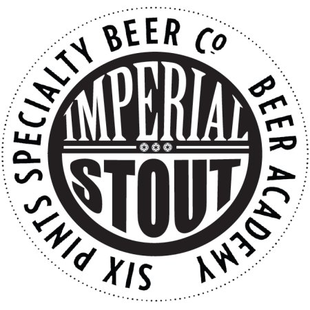 Beer Academy Imperial Stout Coming Out This Week