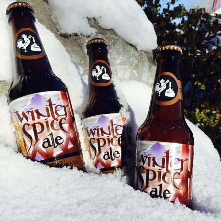 Big Rock Brewmaster's Edition Series Continues with Winter Spice Ale