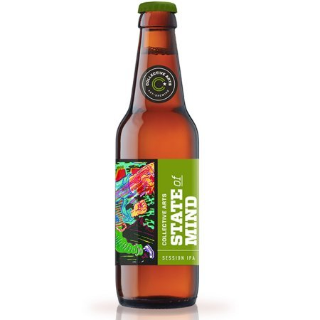 Collective Arts Expands Line-Up With State of Mind Session IPA
