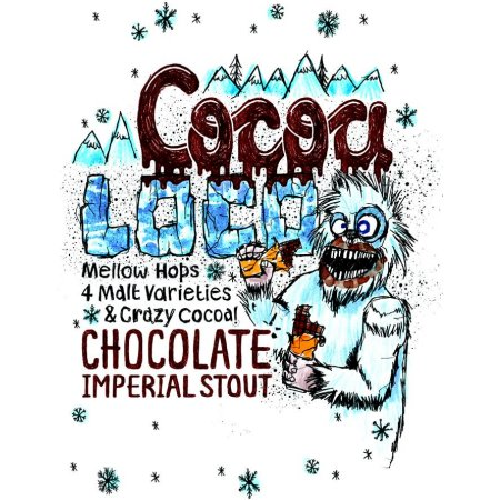 Granville Island Cocoa Loco Chocolate Imperial Stout Now Available
