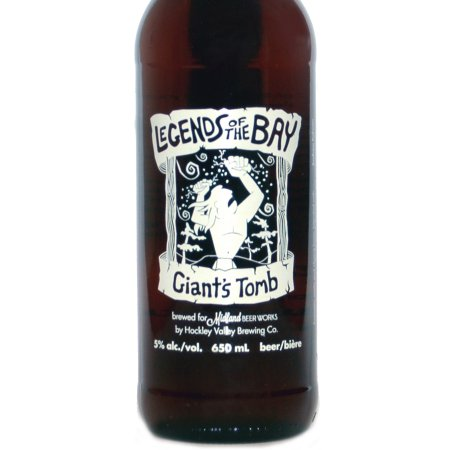 Hockley Valley Launches Legends of the Bay Series with Giant's Tomb