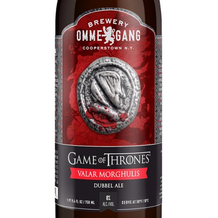 Ommegang Game of Thrones Valar Morghulis Coming to Ontario
