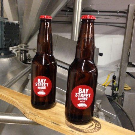 Sleeping Giant Releases Bay Street Brown Ale