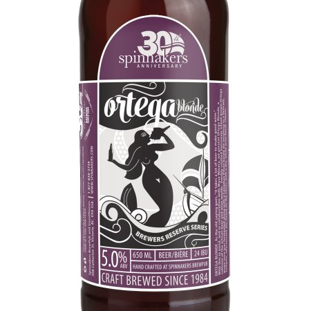 Spinnakers Launching Brewers Reserve Series with Ortega Blonde
