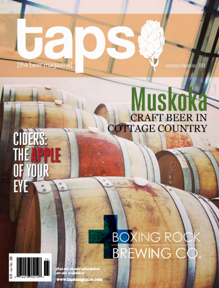 TAPS Magazine November/December 2014 Issue Now Available