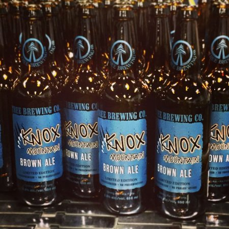 Tree Knox Mountain Brown Ale Now Available