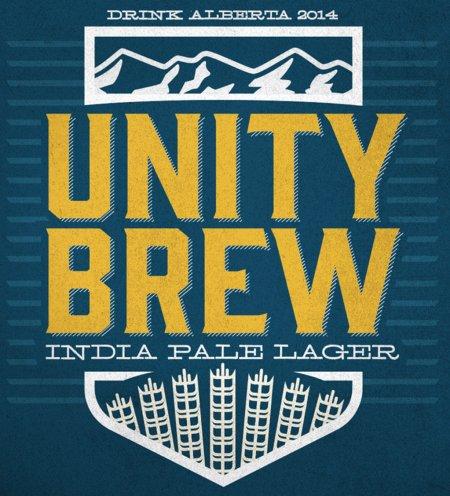 Alberta Small Brewers Association Announces Unity Brew 2014