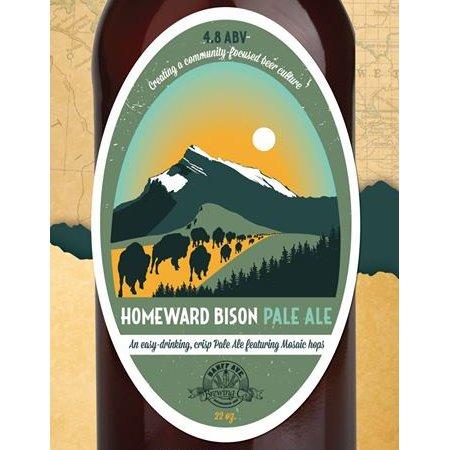 Banff Ave. Brewing Releases Benefit Beer for Bison Belong