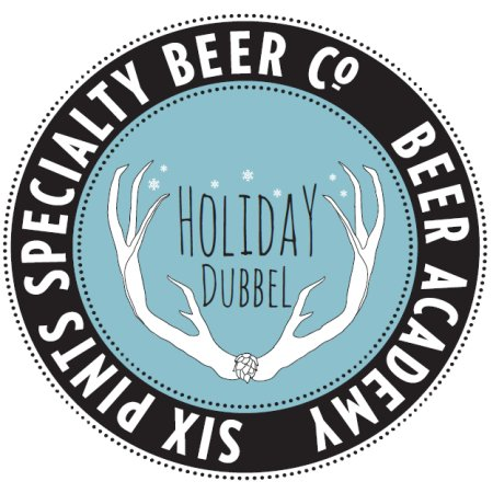 Beer Academy Holiday Dubbel Available This Friday