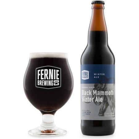 Fernie Announces Annual Return of Black Mammoth Winter Ale