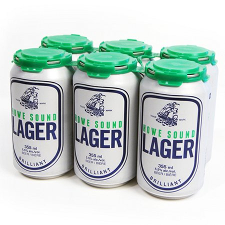 Howe Sound Lager Now Available in Ontario at LCBO via Keep6 Imports