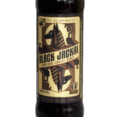 Phillips Black Jackal Imperial Coffee Stout Returns for Another Year