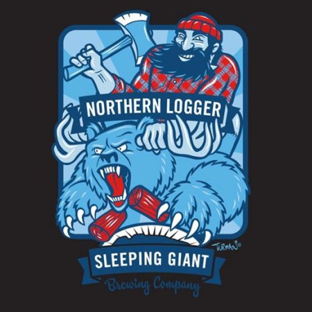 Sleeping Giant Announces January Release for Northern Logger Kölsch