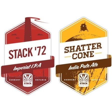 Stack Brewing Reveals New Branding for Friendly Moose & Angry Moose