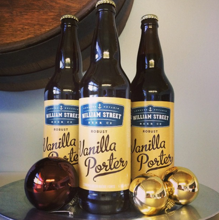 William Street Launches Advent Saturday Series with Robust Vanilla Porter