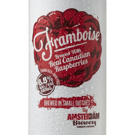 2015 Edition of Amsterdam Framboise Now Available