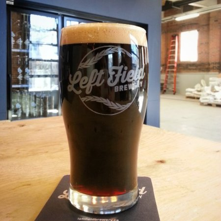 Left Field Celebrates Brewery Opening with Bricks & Mortar Coffee Porter