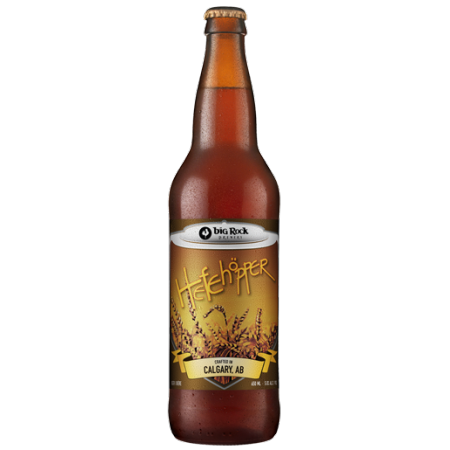 Big Rock Brewmaster's Edition Series Continues with Hefehöpper