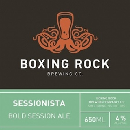 Boxing Rock Revives & Revamps Sessionista Session Ale for Wider Release