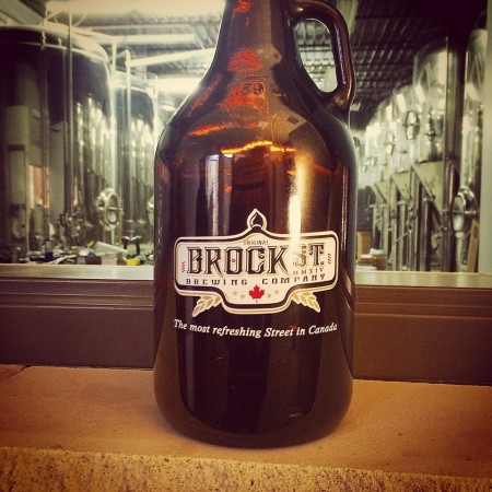 Brock St. Brewing Now Open in Whitby, ON