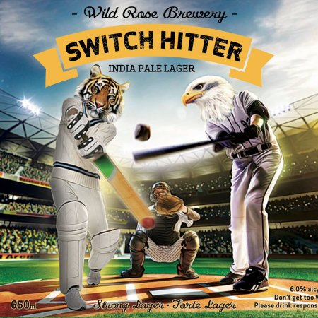 Wild Rose Seasonal Series Continues with Switch Hitter IPL