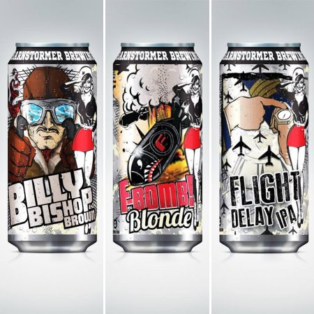Barnstormer Brewing Prepping Cans for Retail Launch