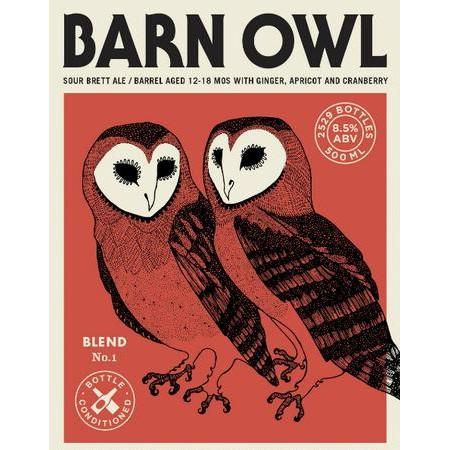 Bellwoods Launching Barn Owl Barrel Blend Series This Week