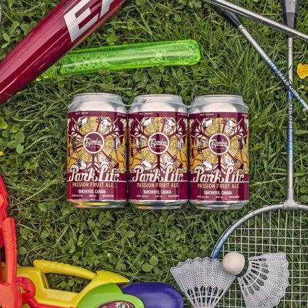 Bomber Brewing Releases Park Life Passion Fruit Ale as Summer Seasonal