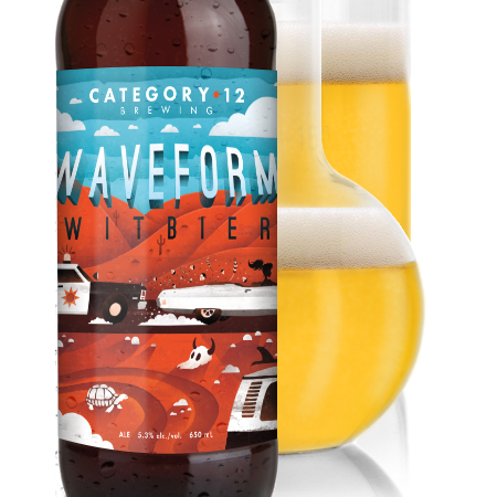 Category 12 Waveform Witbier Released Today