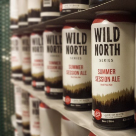 Lake of Bays Continues Wild North Series with Summer Session Ale