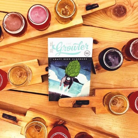 The Growler Issue 2 Now Available in B.C.