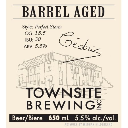 Townsite Brewing Launches Barrel Aged Series & Brings Back 7800 Saison