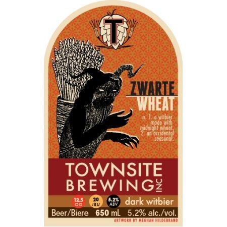 Townsite Zwarte Wheat Now Available
