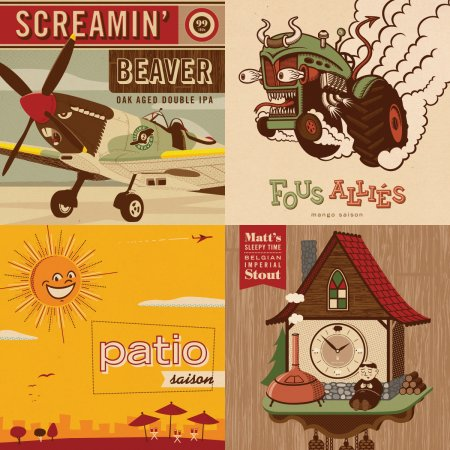 Winning Beers Announced for Best of Beau's 2015 Mixed Pack