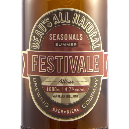 Beau's Festivale Altbier Returns for Another Summer