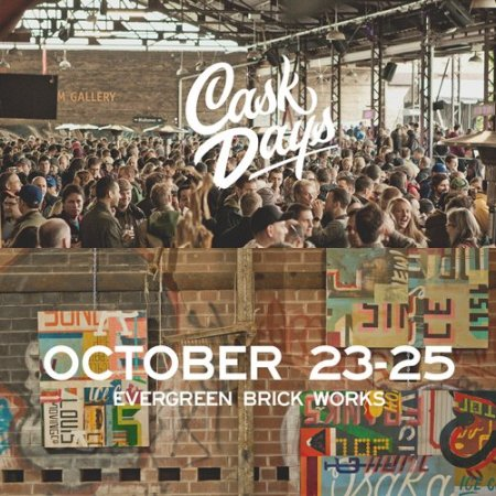 Tickets Now On Sale for Cask Days 2015