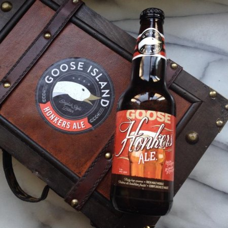 Goose Island Continues Canadian Migration with Honkers Ale